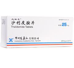 沙利度胺片