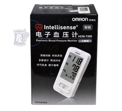 欧姆龙上臂式电子血压计 HEM-7300